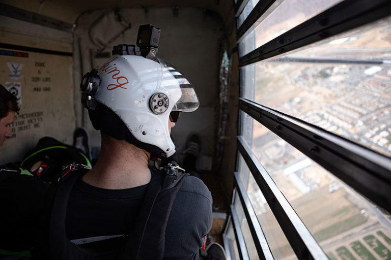 Skydive Mesquite- Skydiving near St. George Utah